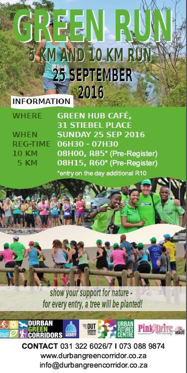 View Green Run Flyer